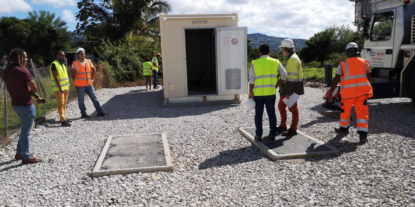 Actualité Martinique THD